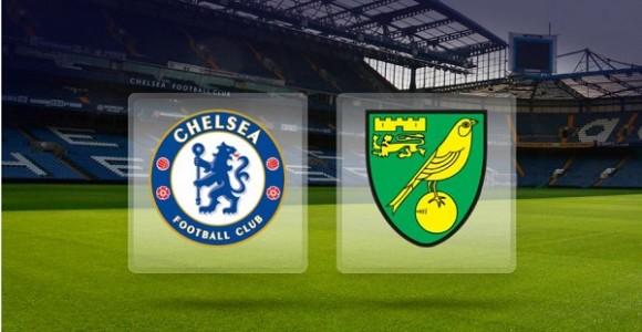 Norwich VS Chelsea,Final time Goal score