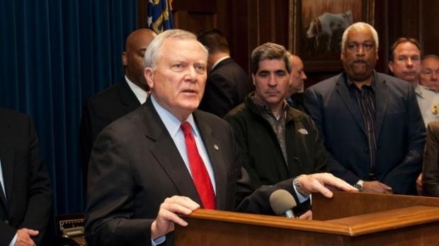 Georgia Governor Vetoes Religious Liberty Bill