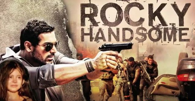 Rocky Handsome Movie Trailer