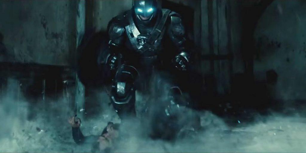 BATMAN V SUPERMAN: DAWN OF JUSTICE HOLLYWOOD MOVIE