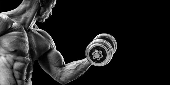 Simple ways to Build Big biceps arms in 1 Week