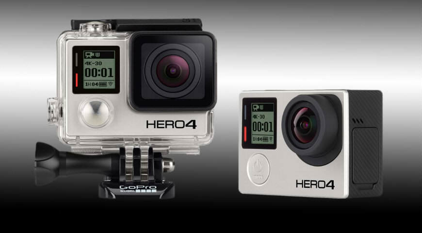 GoPro HERO4 Price specifications reviews