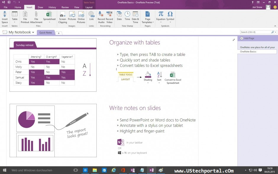 Simple 5 Steps:To migrate from Evernote to OneNote