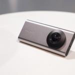 SONY XPERIA EYE 360-degree camera device