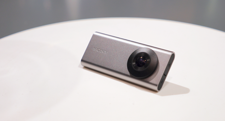 SONY XPERIA EYE 360-degree camera device