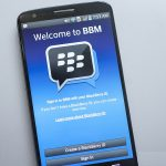 BlackBerry's BBM privacy features free available