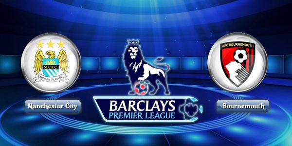 Man. City vs Bournemouth