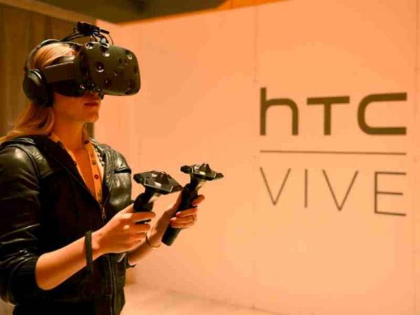 HTC virtual reality accelerator