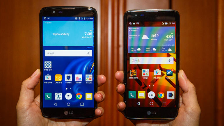 LG K7 and K10 Smartphone Specifications & Price
