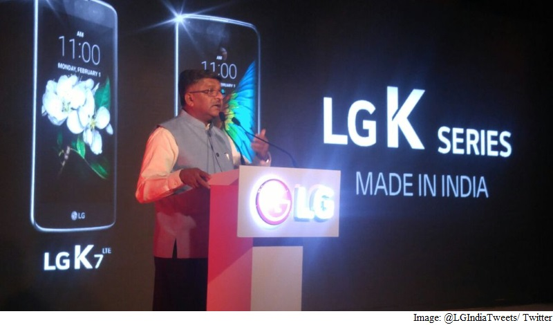 LG Smartphone Manufacturing may start in India