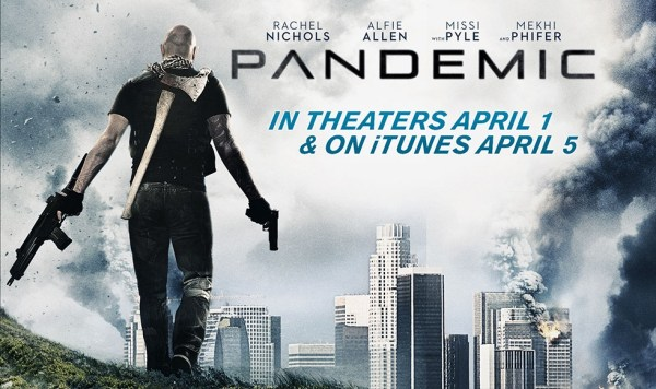 Pandemic Hollywood Movie : Reviews and Release info