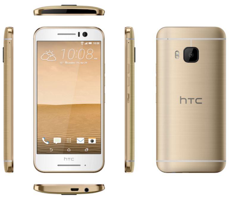 HTC one s9 design