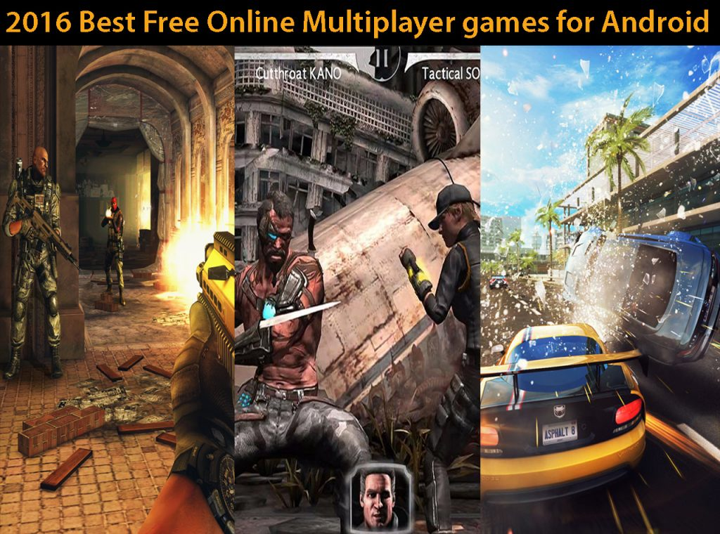 2017 Best Free Online Multiplayer games for Android