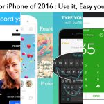 Best Apps for iPhone of 2016 : Use it, Easy your Daily Life