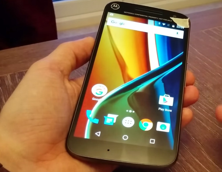 Moto G4 (2016) Price, Specs – G4 coming with 16MP camera