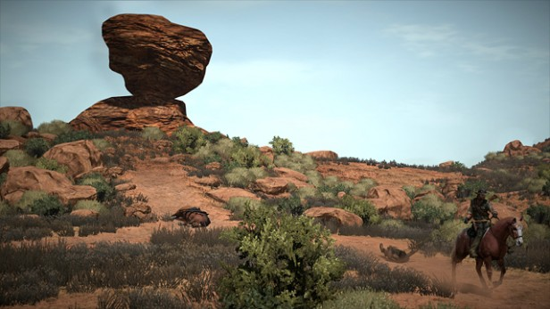 Red-Dead-Redemption2 Graphics -