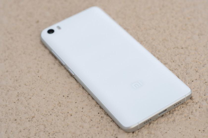 Xiaomi Mi Max back