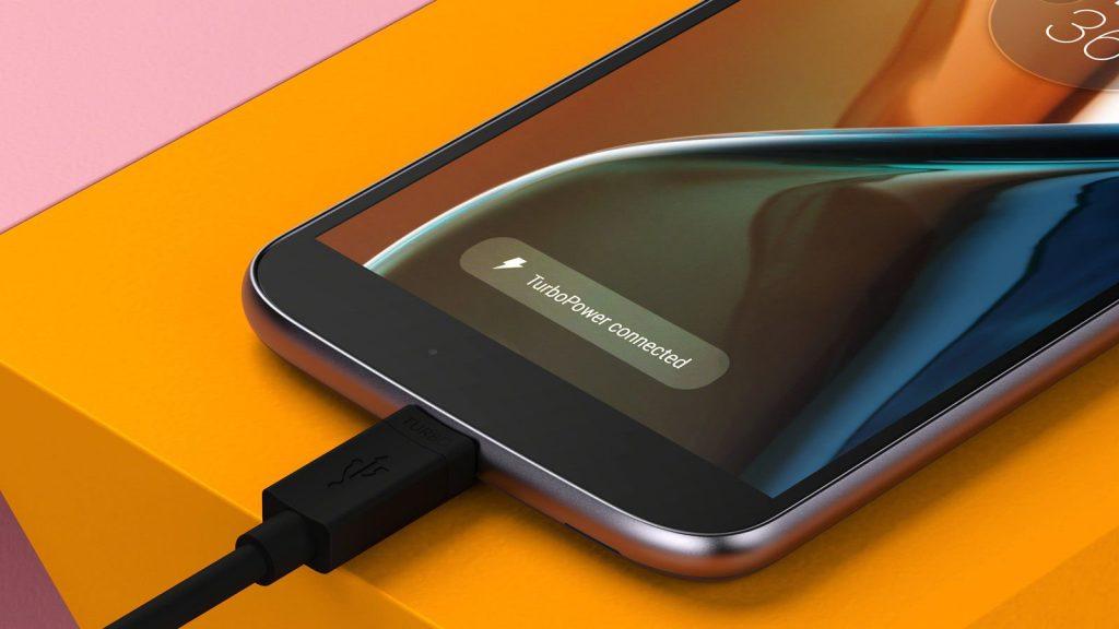 Moto G4 Look