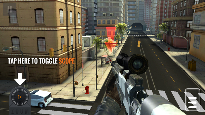 Sniper 3D Assassin for android