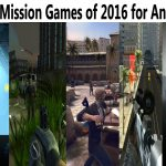 best mission games for android
