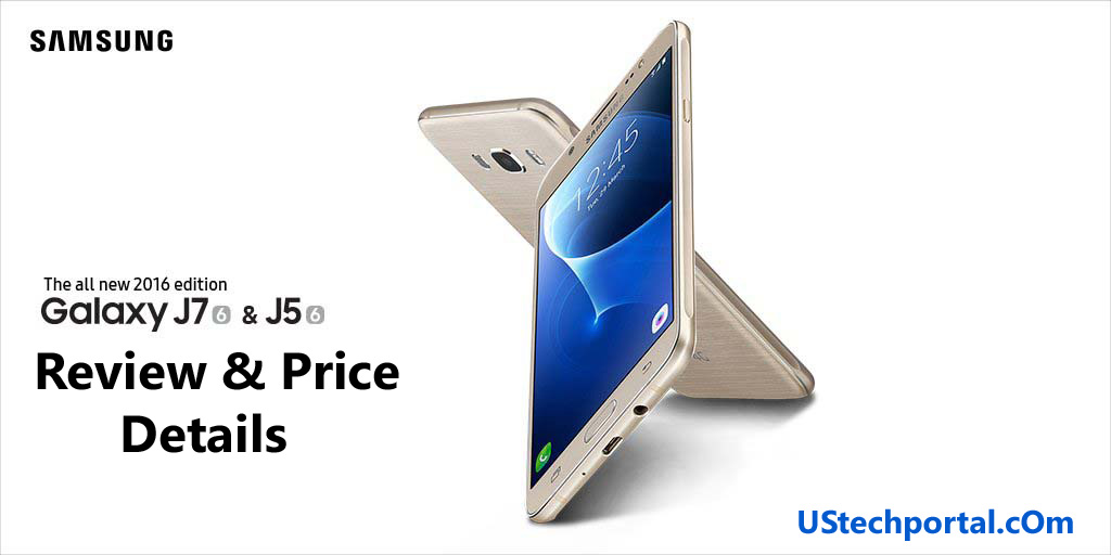 Samsung Galaxy J7 (2016) Price and Review : Amazing Metal Design Body