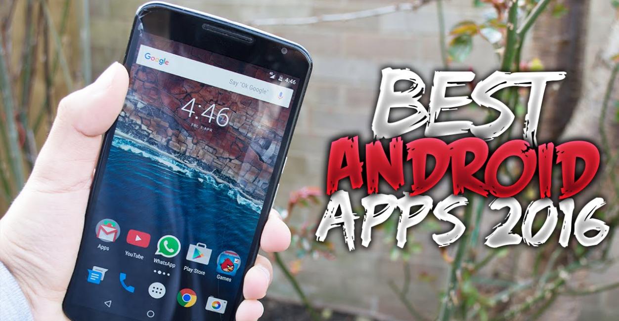 Best Apps of 2016