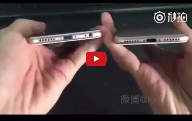 Comparision Iphone7 and Iphone 6S