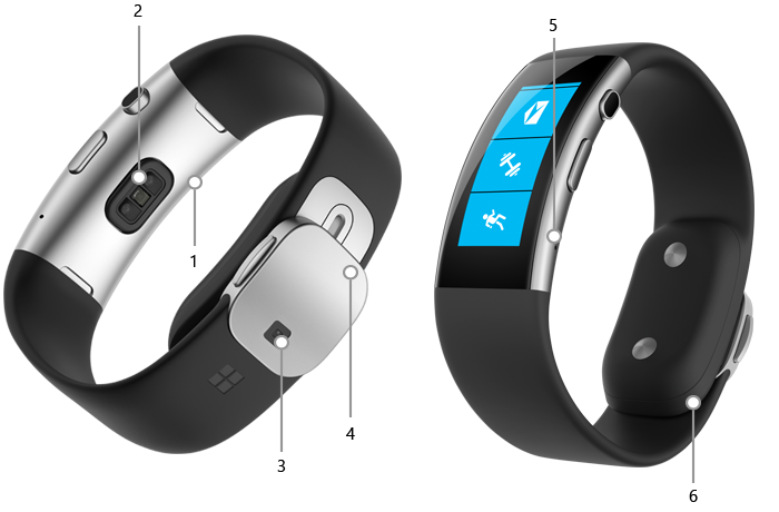 Microsoft Band 2 Full features