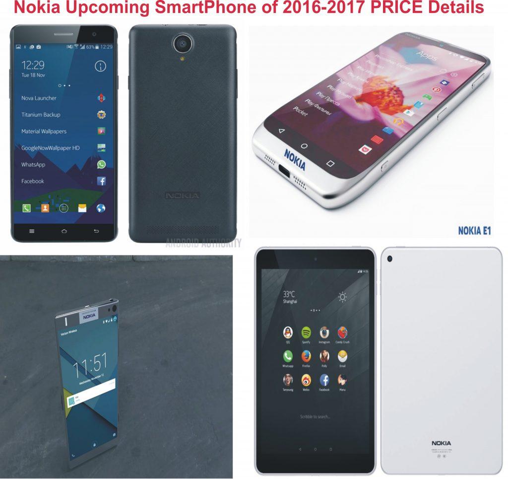 Nokia 4 Upcoming Smartphone : Nokia Release New Smartphone in 2017