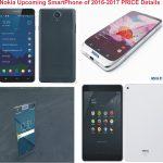 nokia upcoming smartphones 2016