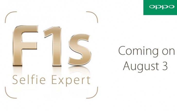 Oppo F1s Release Date, Features : Its Comes with Amazing Selfie Camera
