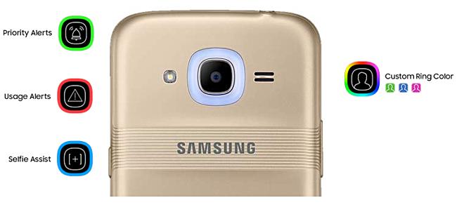 samsung galaxy j2 2016 smart glow