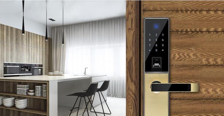 smart lock s8 design