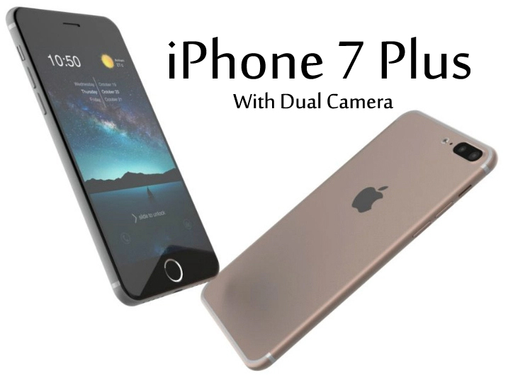 IPHONE 7 PLUS OFFICIAL
