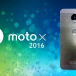 Moto X 2016