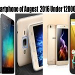 best smartphone of augest 2016 under 12000