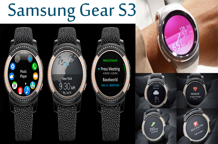 Samsung Gear S3  Release Date, Feature, Review