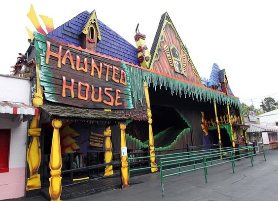 Coupon of 55%Off for Haunted Trails