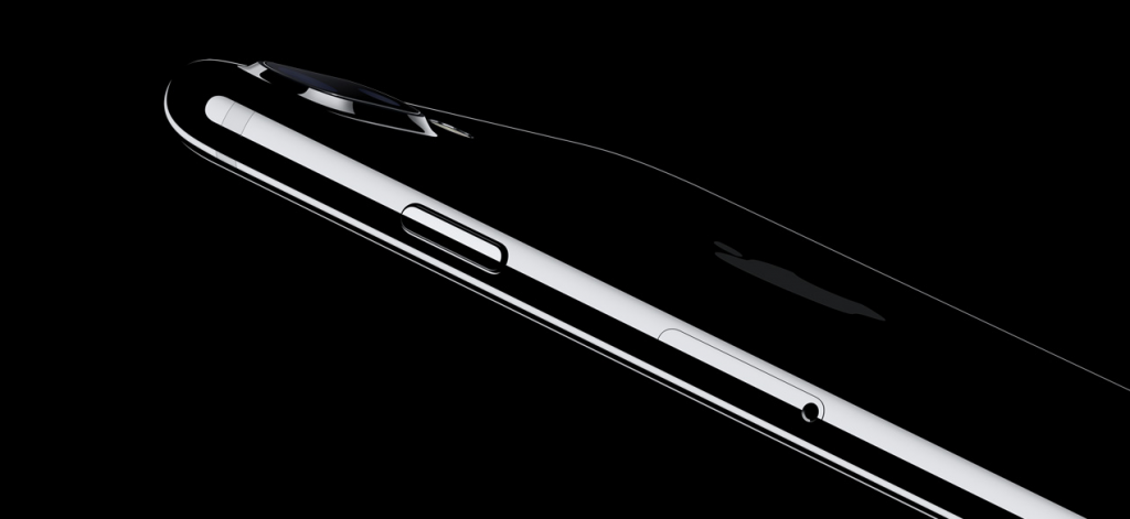 iphone 7 black official