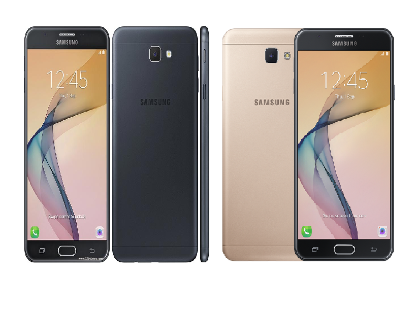 samsung galaxy j5 prime gold-black