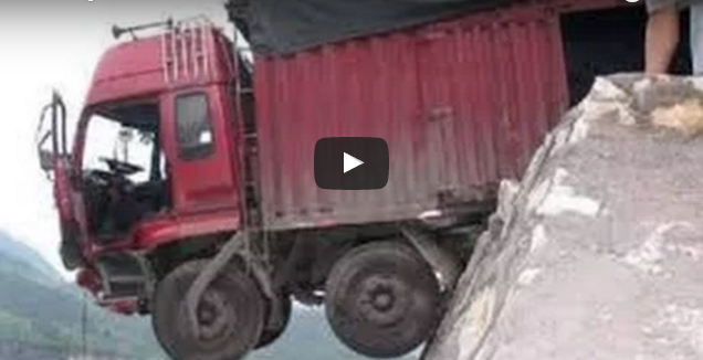 Incredible Shocking & Unbelievable Real Videos !