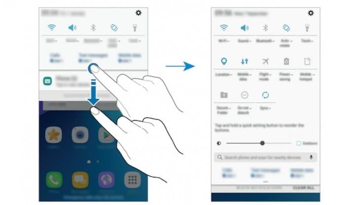 Grand prime (2016) new user interface  Samsung's Grace UX