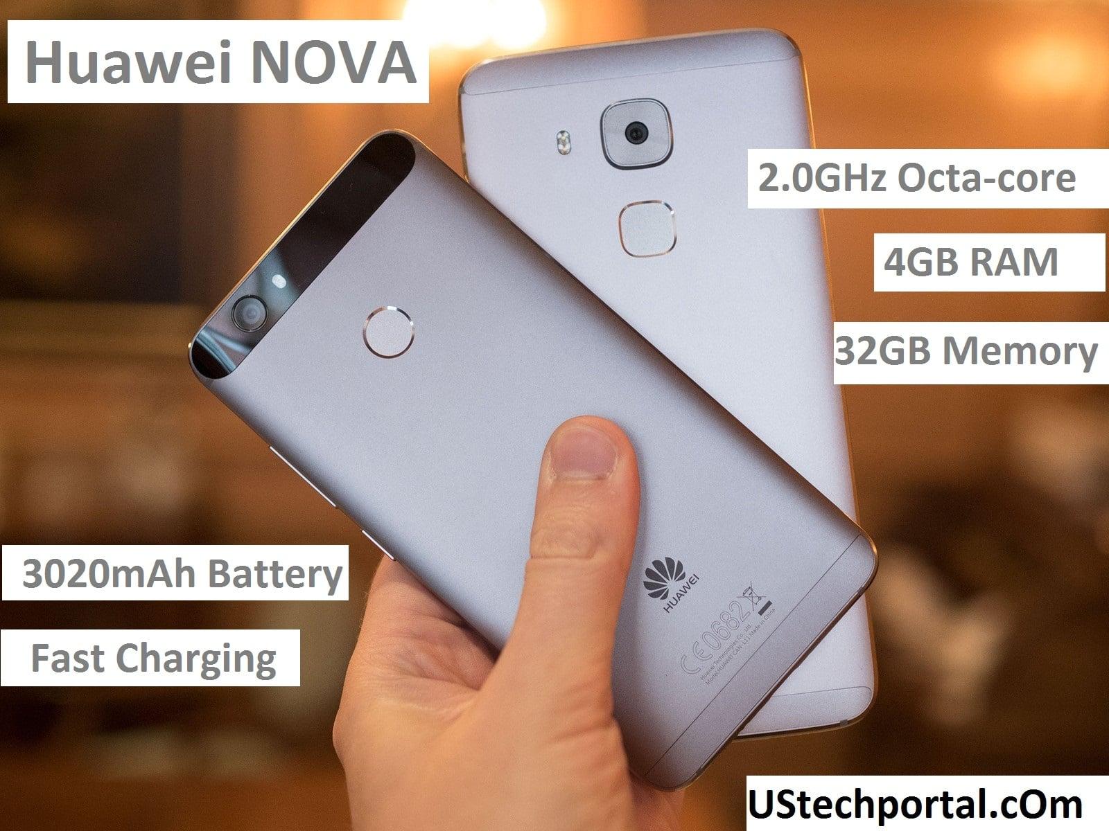 Huawei Nova review. specification