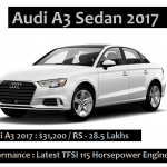 Audi A3 Sedan 2017 review