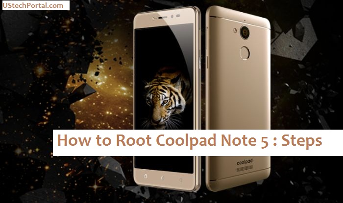 How to Root Coolpad Note 5 without PC / With using PC/Laptop