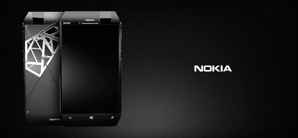 Nokia-XpressMusic NX design