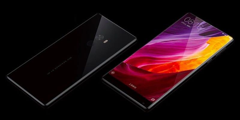 Xiaomi-MIX nano black