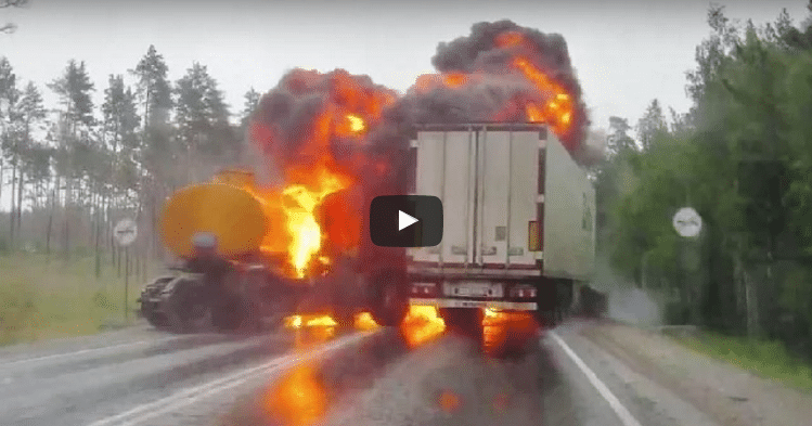 Dangerous Road Accidents of Truck / Car / Bike