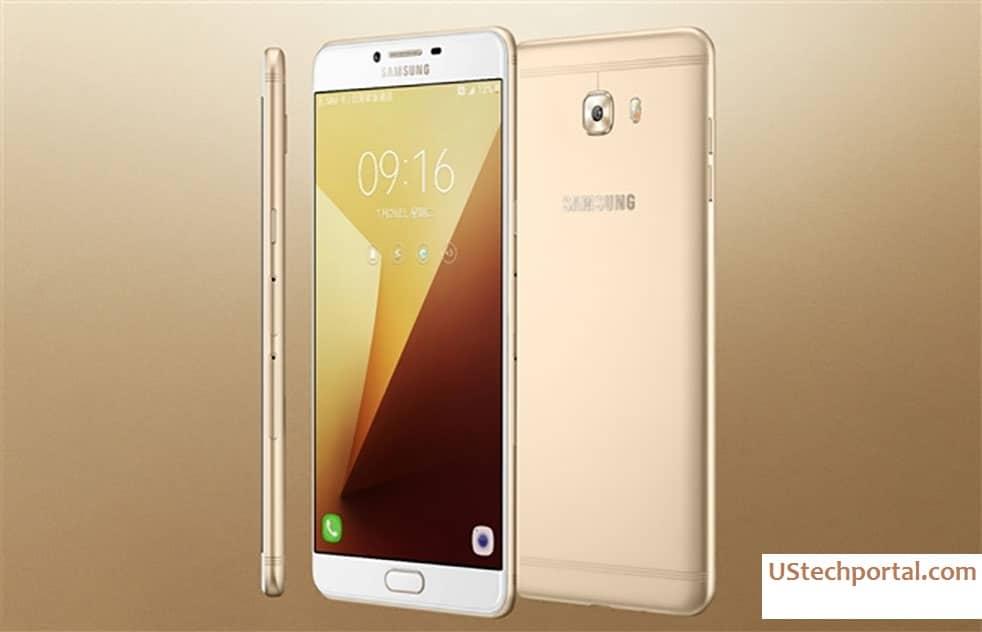 samsung -galaxy-c9-pro-gold