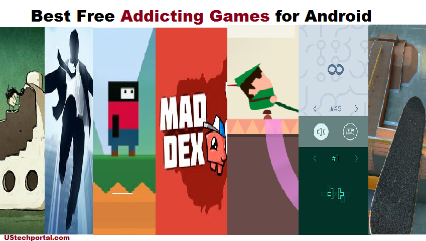 Best Free Addicting Games for Android (Latest of 2016-2017) : Play Now!